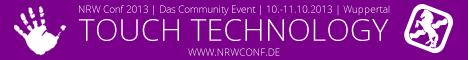 NRWConf 2013
